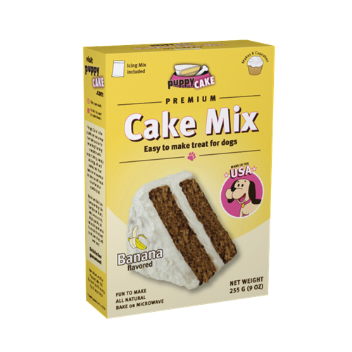Cakemix Banana