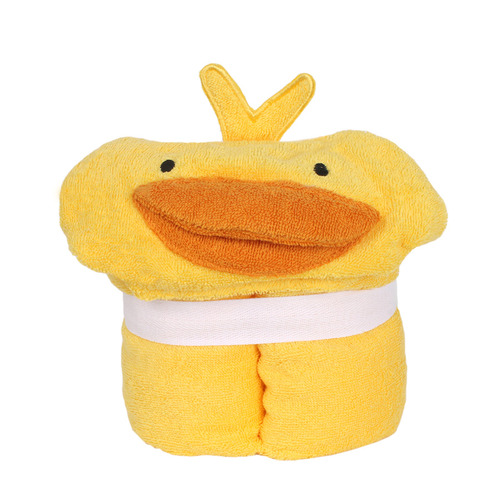 The Ducky Bath Wrap & Towel