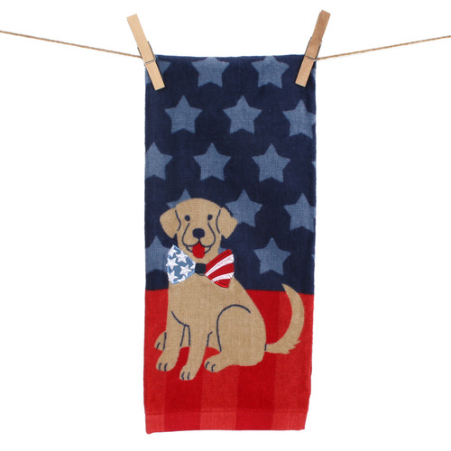California Dogs Towel