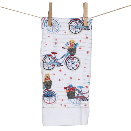 The Bike Doggy Towel