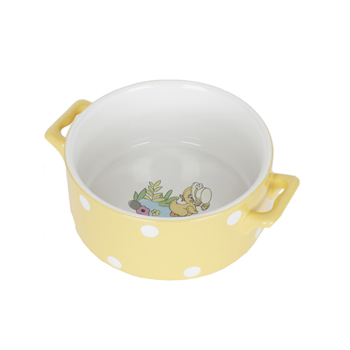 Hubba Bubba Pot Yellow